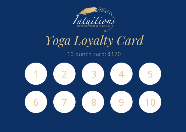 10 punch card